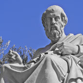 Plato the philosopher — Stock Photo