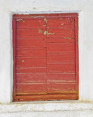 Old window wooden shutters — Stockfoto