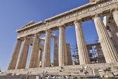 Parthenon ancient temple, acropolis of Athens, Greece — Stock Photo
