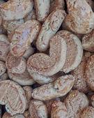 Hemgjorda cookies — Stockfoto