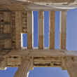 Ceiling of ancient greek building — Stock Photo #50102569