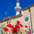 Mosque minaret — Stockfoto #18256423