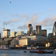 Stock Photo: London City Skyline