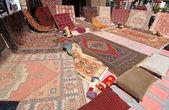 Tappeti orientali — Foto Stock
