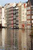Amsterdam Reflections — Stockfoto