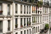 Paris Apartments — Stock Photo
