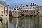Dutch Parliament in The Hague — Stock Photo