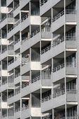 Balkony — Zdjęcie stockowe