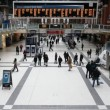 London Railway Station — Stock Video