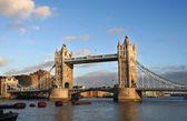 Tower Bridge — Zdjęcie stockowe