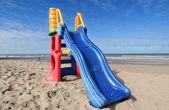 Slide on the Beach — Photo