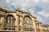 Gare du Nord, Paris — Stock Photo