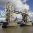 Tower Bridge London — Stock Photo #45136161