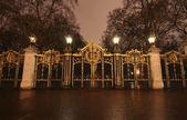 Buckingham Palace Gate — Stock Photo