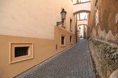 Prague Street — Stock fotografie