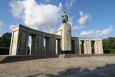 Berlin Soviet Monument — Stock Photo