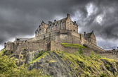 Edinburg Castle — Stock Photo