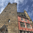 Постер, плакат: Rathaus Tower in Aachen Germany