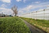 Serres agricoles — Photo
