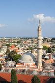 罗兹清真寺 — 图库照片