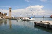 Venetian Harbour — Stock Photo