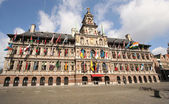 Antwerp City Hall — Stock Photo