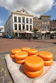 Gouda Cheese — Stock Photo