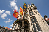 Gouda City Hall — Stock Photo