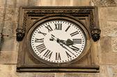 Roman Clock — Stock Photo