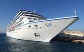 Ferry griego — Foto de Stock