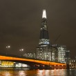 The Shard and London Bridge — Stock Photo #48075117