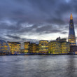 The Shard in London — Stock Photo #48075179