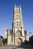 Saint Bavo Cathedral Ghent — Stockfoto