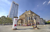 Frankfurt Opera — Stock Photo