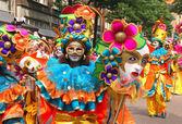 Zomercarnaval — Stock Photo