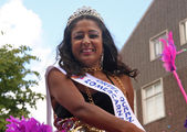 Koningin Zomercarnaval — Stock Photo