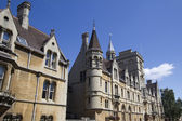 Balliol College in Oxford — Stock Photo