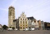 Church of Leuven, Belgium — Stock Photo