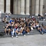 Teenage Tourists — Stock Photo #50282597