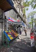 Brussels Grocery Store — Stockfoto