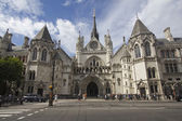 Royal Court of Justice London — Stock Photo