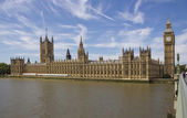 Westminster parlament london — Stockfoto