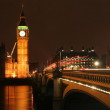 Big Ben at Night — Stock Photo #50388271