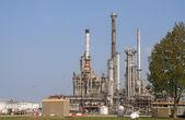 Oil Refinery — Stock Photo