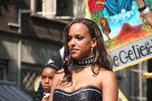 Carnival Queen — Stock Photo