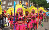 Carnival Parade — Stock Photo
