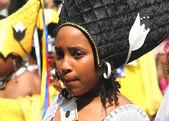 Carnival Kid — Stock Photo
