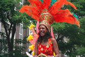 Carnival Queen — Stock Photo