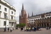 Wiesbaden, Germany — Stock Photo
