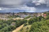 Edinburgh Cityscape — Stock Photo